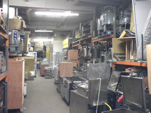 All types of Catering Equipment Sold